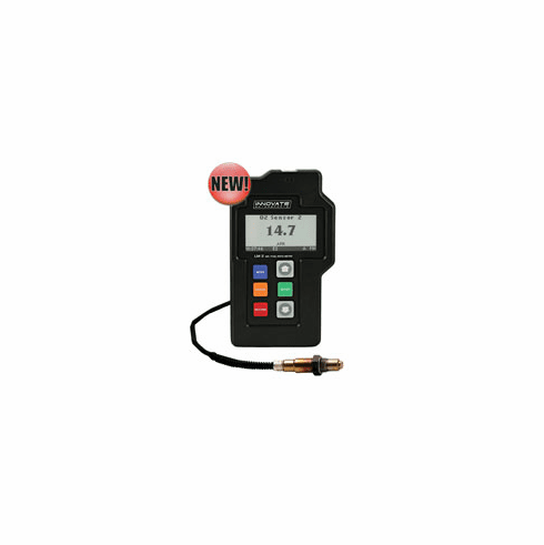 LM-2 (BASIC) Digital Air/Fuel Ratio Wideband Meter (1 O2 Sensor)