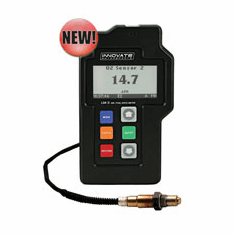 LM-2 Digital Air/Fuel (Dual 2 Channel O2) Ratio Meter & OBD-II/CAN Scan Tool