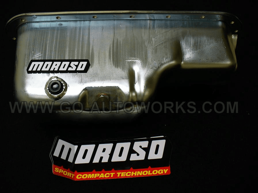 Moroso B Series 1.8/1.6 DOHC  Oil Pan