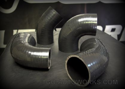 Multi Ply Reinforced Angle Couplers