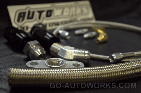 Oil Line Kits, Fittings & Lubrication Accessories