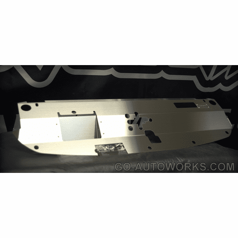 S2000 Stainless Upper Cooling Panel/Air Diversion PAnel
