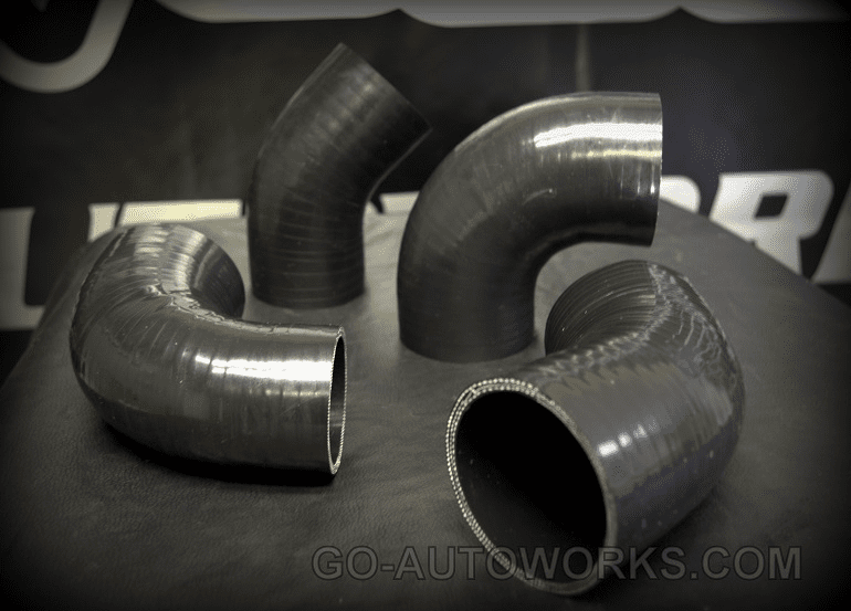 Silicone Reinforced Angle Couplers