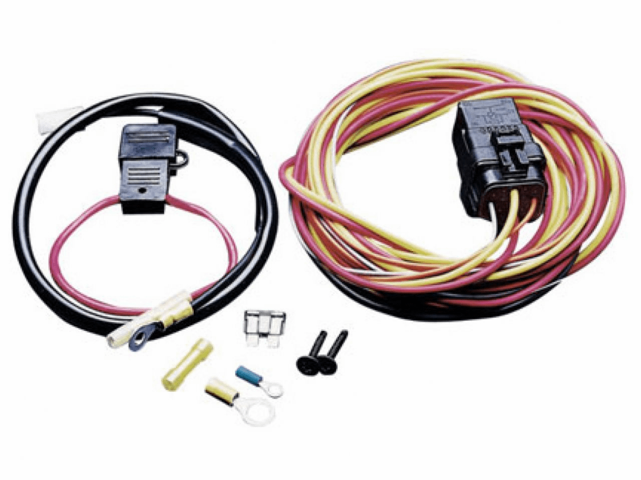SPAL Fan Relay Harness Kit