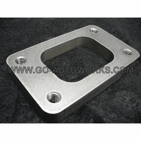 T3 tapped weld flange