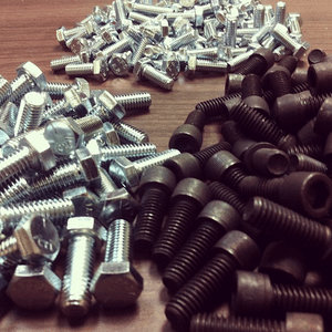 Turbo Hardware and Fasteners