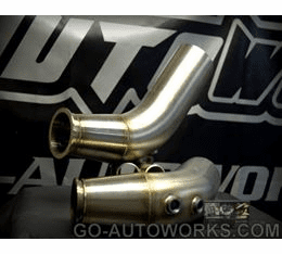 Turbo Up Pipes/Hood Exit