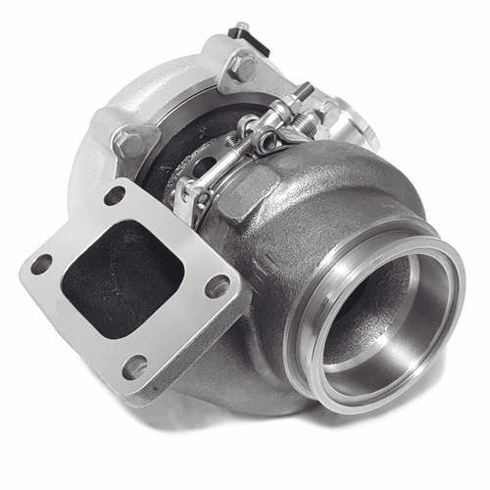 Turbocharger, G-Series G25-550, .92 A/R T3 inlet, V-band outlet turbine housing