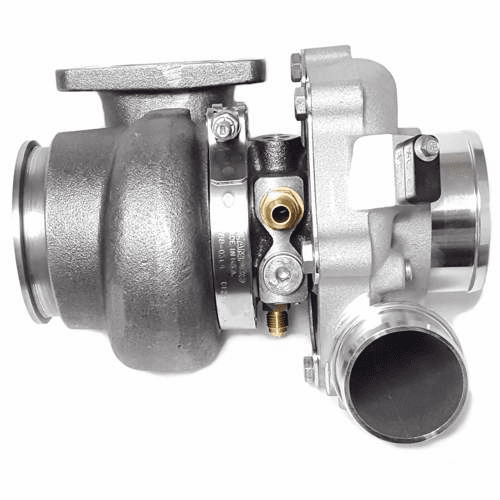 Turbocharger, G-Series G25-660, .92 A/R T3 inlet, V-band outlet turbine housing