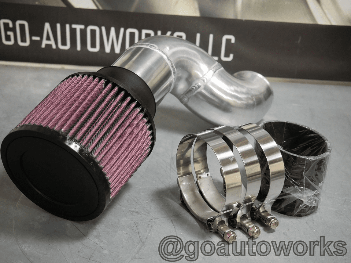 Universal Turbo Intake kit 3""