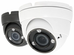 HDA-IRD5M03HVF-G/W | 5MP 4-in-1 IR Dome Vari-Focal Camera