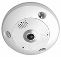 NCA06-FNA|6MP HD IP Fisheye Camera (H Series)