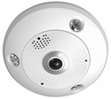 NCA12-FE|12MP HD IP Fisheye Camera (H Series)