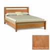 Copeland Furniture - Mansfield Queen Bed in Natural Cherry - 1-MAN-02-03