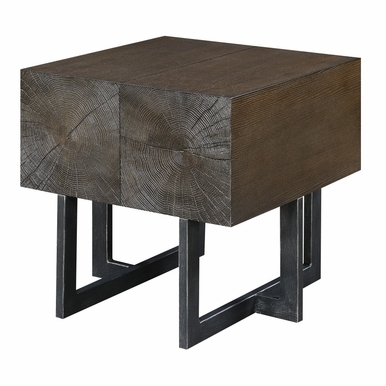 Picket House Furnishings - Elliot End Table in Cherry - CCB100SETE