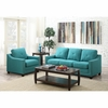 Picket House Furnishings - Mauldin Sofa & Chair in Teal - UMO087SC2PC