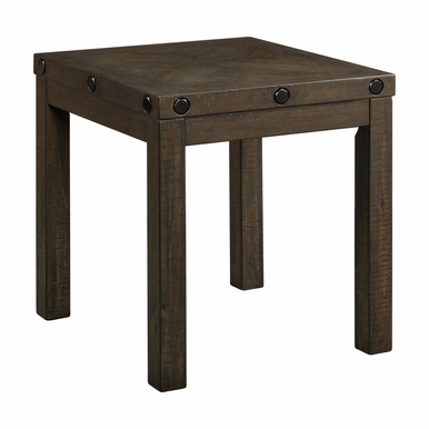 Picket House Furnishings - Rio End Table with USB - TCO100ETP