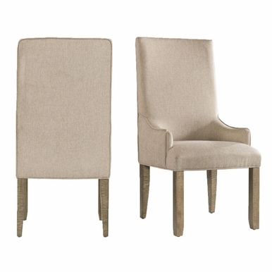 Picket House Furnishings - Stanford Standard Height Parson Chair (Set of 2) - DST300PC