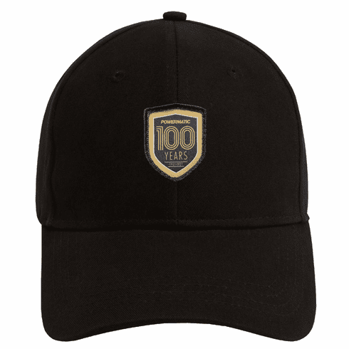 100TH ANNIVERSARY BRUSHED TWILL CAP