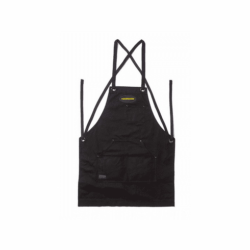 HUDSON HEAVY DUTY WAXED CANVAS APRON