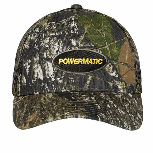 PORT AUTHORITY PRO CAMOUFLAGE SERIES CAP WITH MESH BACK