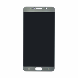 Samsung Galaxy Note 5 LCD and Touch Screen Replacement - Silver (Premium)