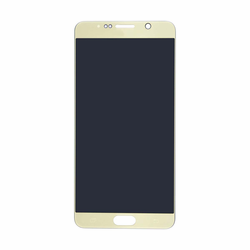Samsung Galaxy Note 5 LCD & Touch Screen Assembly Replacement - Gold (Premium)