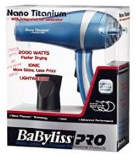 Babyliss Pro NanoTitanium Hair Dryer