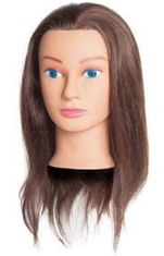 "Isabel Mannequin Head_20-22""Human Hair"
