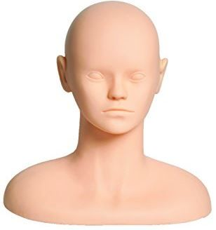 Diane D329 Esthetician Mannequin with Shoulders