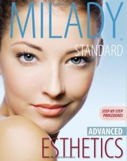 Milady ADV Estheics Step-by-Step Spiral Bound, ISBN-13: 978-1133013495