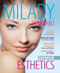 Milady Advanced Esthetics Hardcover 2nd ed_ISBN-13: 978-1111139094