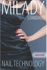 Milady Nail Technology Exam Review_7th ed.softcover ISBN-13: 978-1285080543