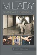 Milady Standard Barbering Exam Review_Softcover, ISBN-13: 978-1305100671