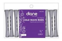Diane Long GREY Cold Wave Perm Rods