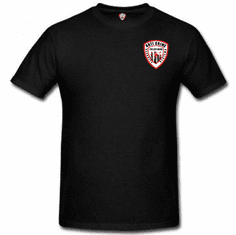 ANTI CRIME SECURITY SHIRT BLACK