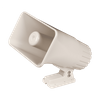 30W Steady-Yelp Selectable Siren � Interior/Exterior (GS-580C)