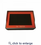 "4.3"" TFT LCD CCTV MINI TEST MONITOR TVI and Analog CVBS"