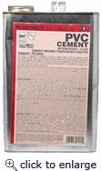Med Body Cement Clear GAL