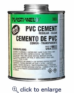 Regular Body Cement 1/4 PT