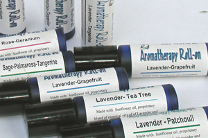 Personal Aromatherapy Roll-Ons