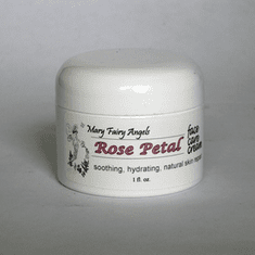 Rose Petal Face Care Cream
