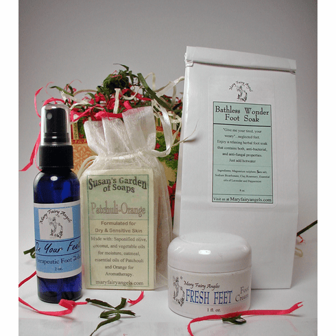 Soothing Foot Care Gift Box