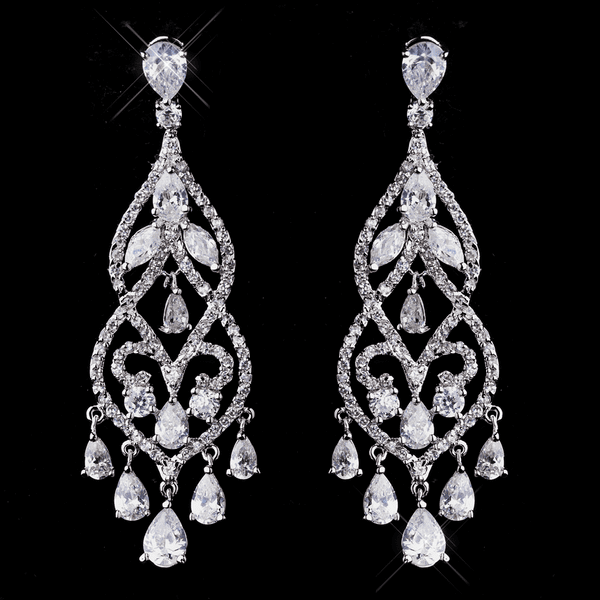 Eden - Royal Collection High end CZ earrings -15% off use code (jewel15)