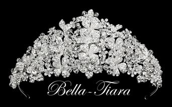 Royal Collection - Swarovski Crystal wedding Tiara