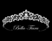 Italian Collection - Layla - stunning crystal communion tiara - SALE
