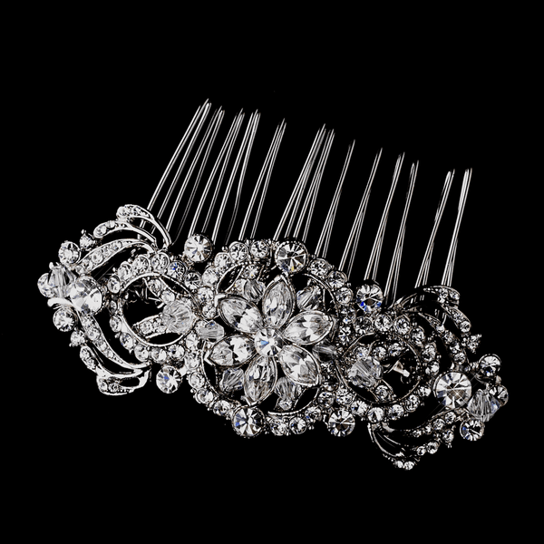 Regalo - Gorgeous vintage inspired wedding hair comb - SALE