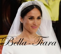 Princess Meghan Markle wedding tiara replica -15% off use code  (tiara15)