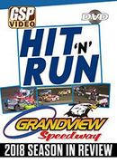 HIT 'N' RUN 2018: The Grandview Speedway Season in Review DVD