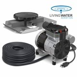 AirPro Rocking Piston Pond Aerator Kit - up to 1 Acre